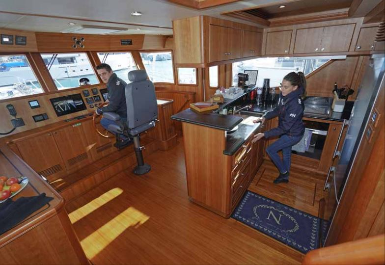Selene 72 Ocean Explorer - Trawlers Yachting