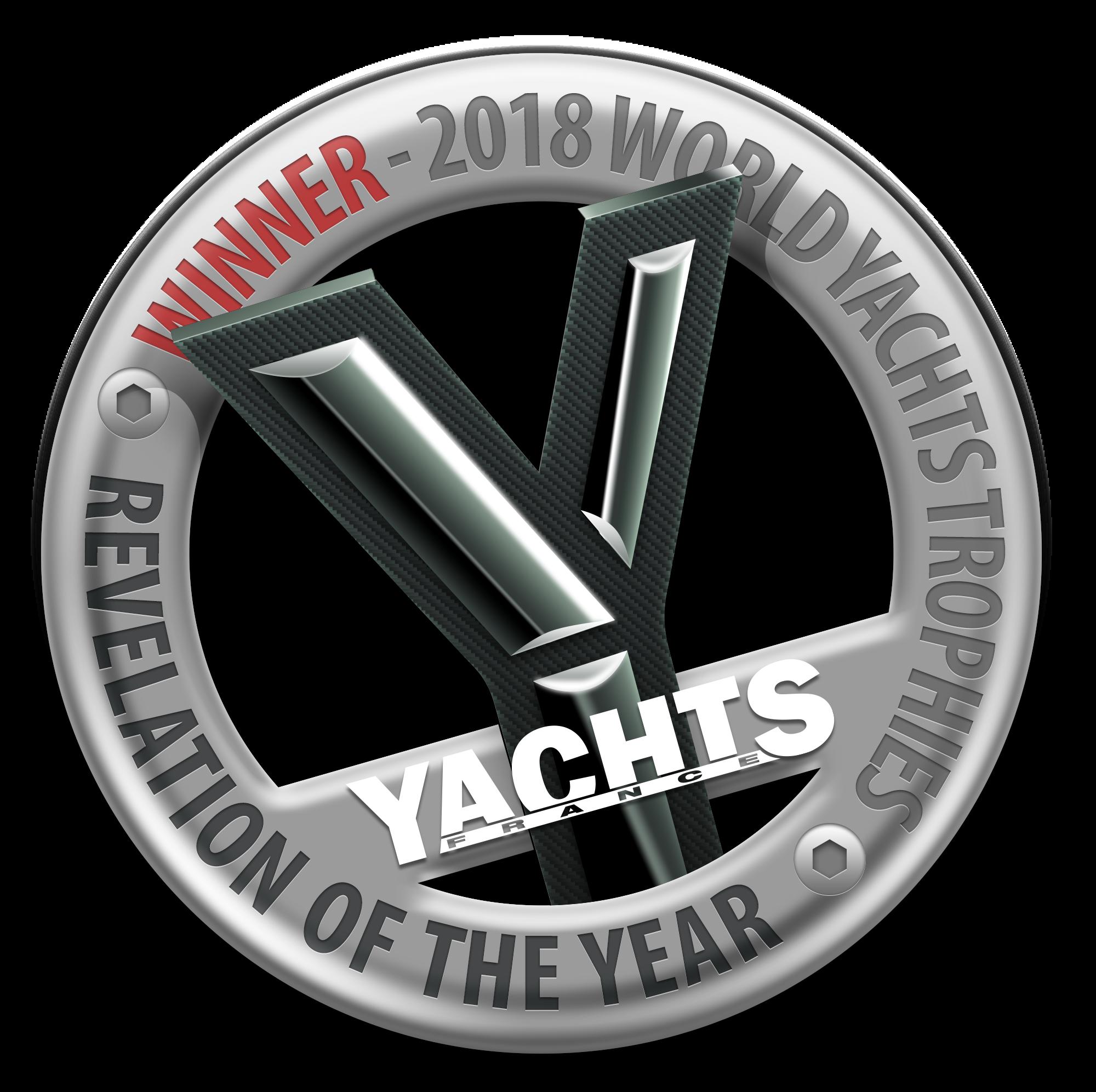 World Yachts Trophies 2018 - Siréna 58 - Révélation de l'année