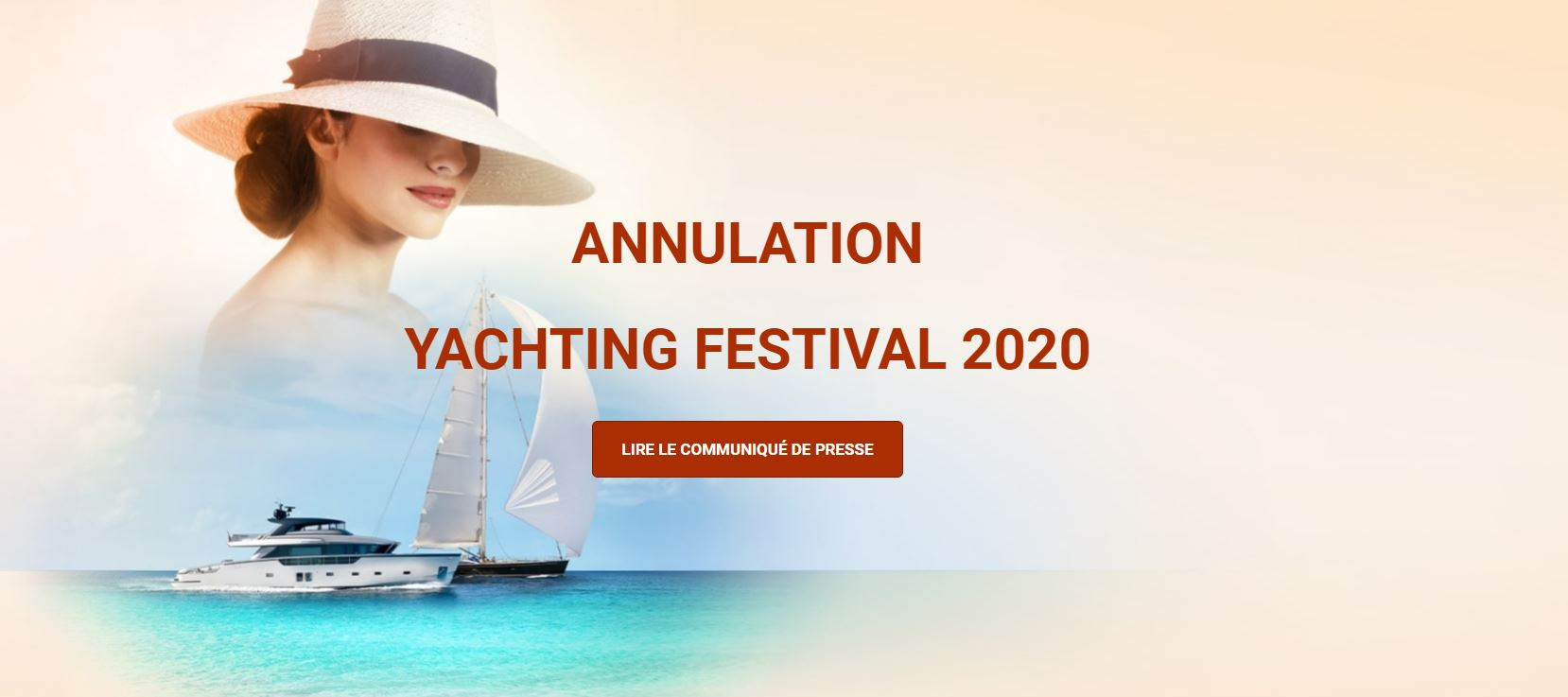 Annulation Yachting Festival de Cannes 2020 - Trawlers & Yachting