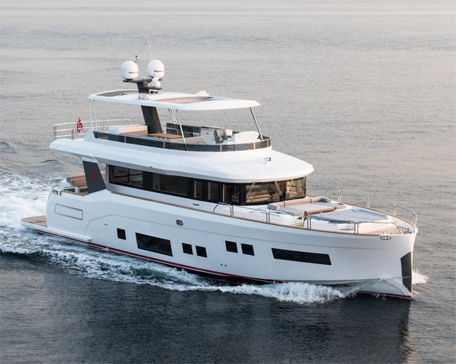Sirena 64 - Trawlers & Yachting