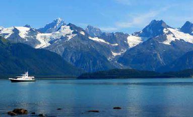 Selene 66 Jade en Alaska - Lituya Bay - Trawlers & Yachting - Mandelieu La Napoule