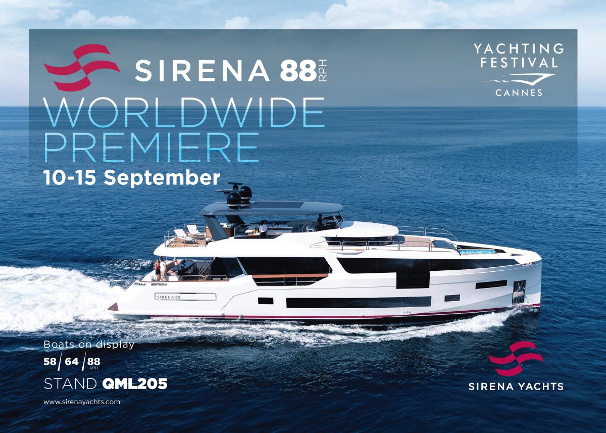 World exclusive Sirena 88 - Trawlers & Yachting