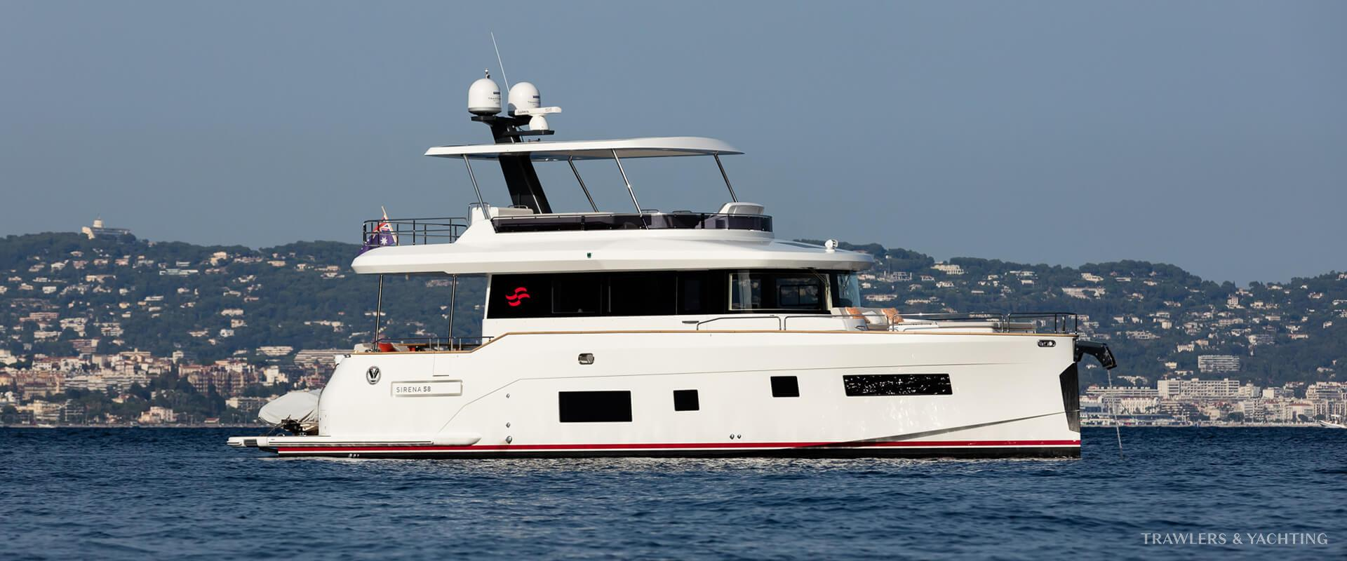 Sirena 58 - Trawlers & Yachting - Mandelieu-la-Napoule (06)