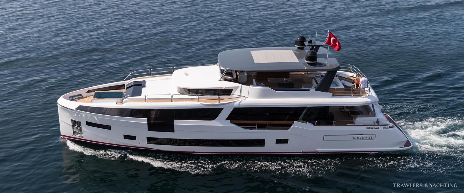 Sirena 88 - Trawlers & Yachting - Mandelieu-la-Napoule (06)
