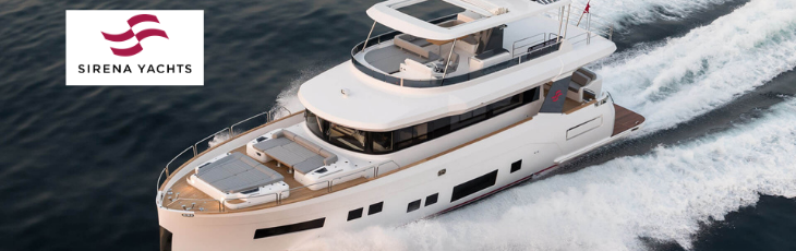 Siréna Yachts - New boats - Exclusive importer France - United Kingdom - Italy