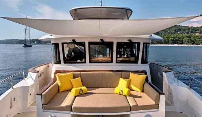 Selene 72 Ocean Explorer - Trawlers & Yachting Mandelieu