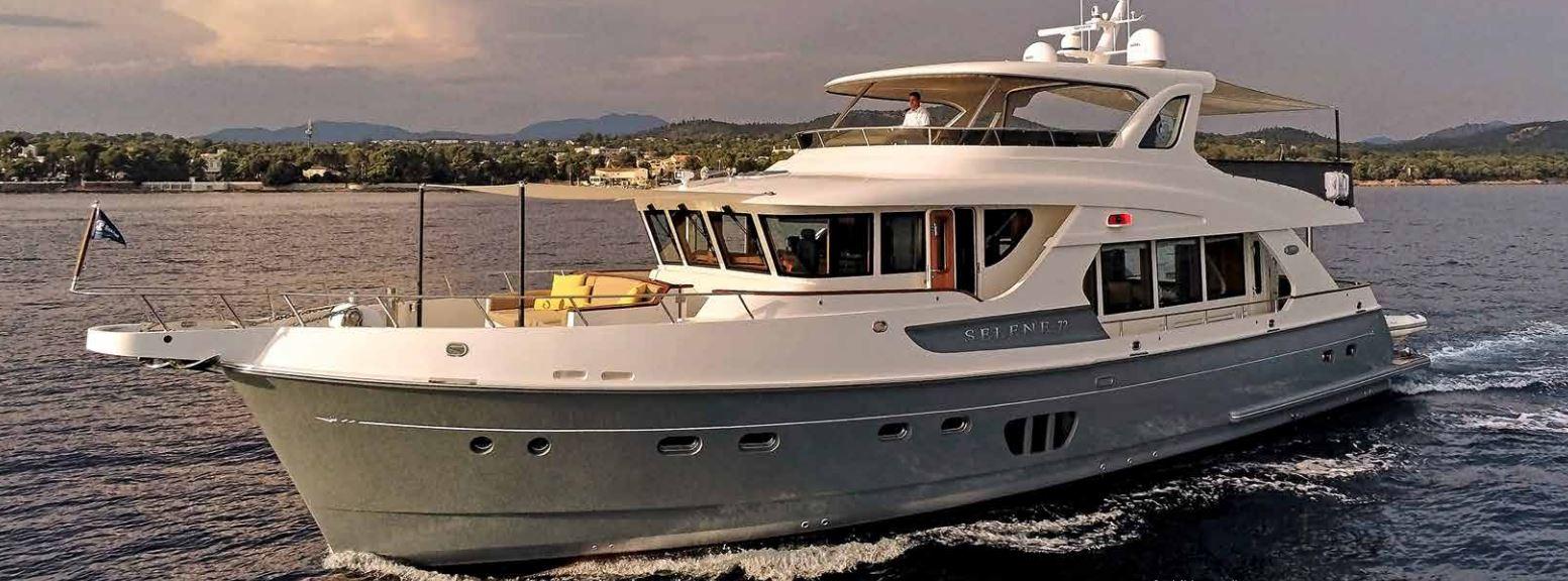 Selene 72 Ocean Explorer - Trawlers Yachting - Mandelieu la Napoule 06