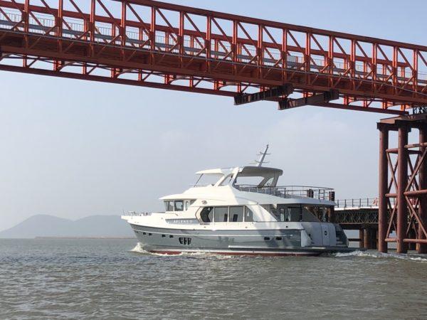 Selene 72 Ocean Explorer