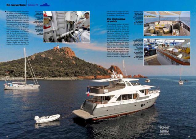 Selene 72 Ocean Explorer - Trawlers & Yachting