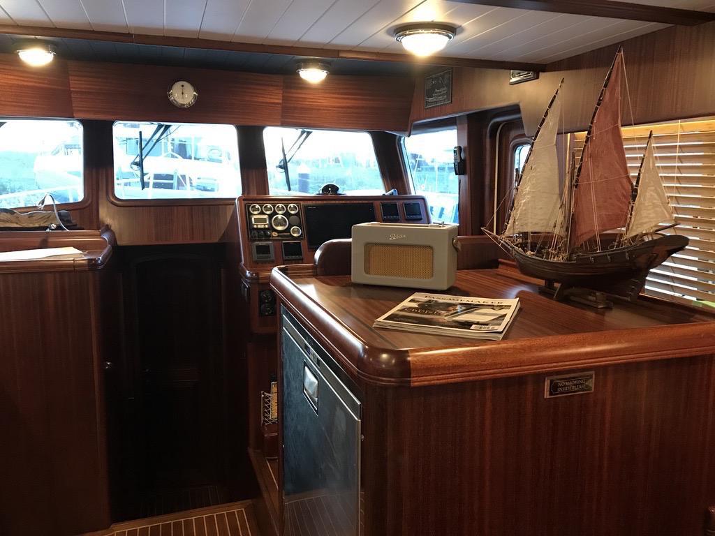 Pilotage style Herreshoff Selene 42 EU - Trawlers & Yachting - Mandelieu la Napoule