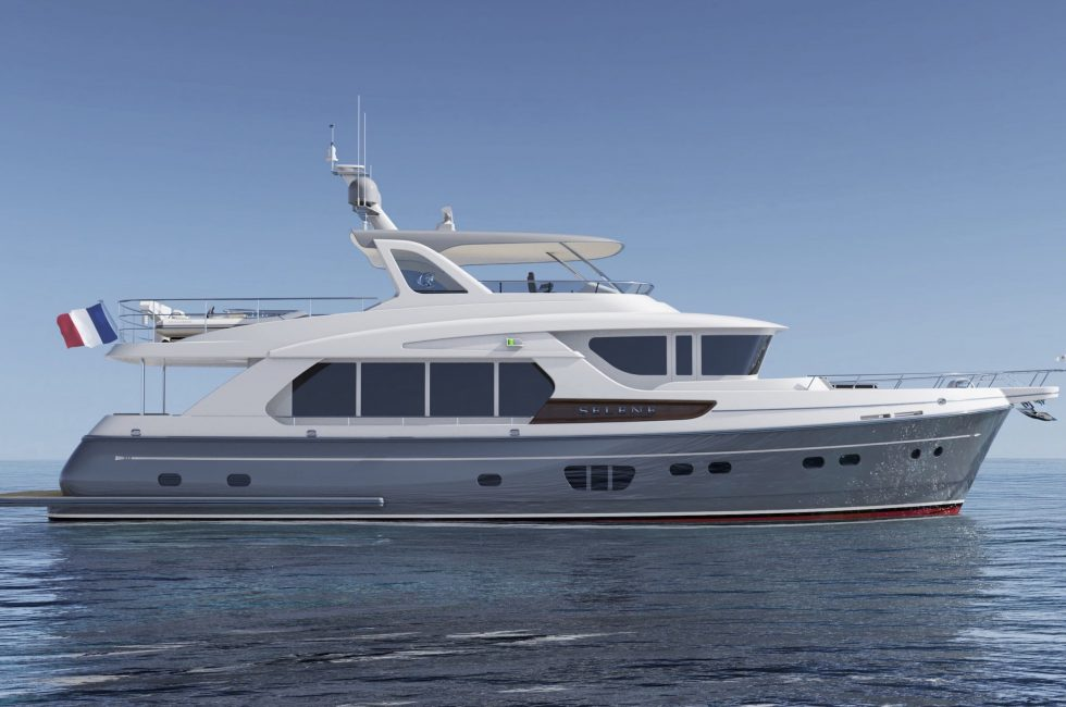 Selene Yacht 72 - Trawlers & Yachting - France